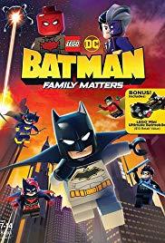 LEGO DC: Batman – Family Matters (2019)