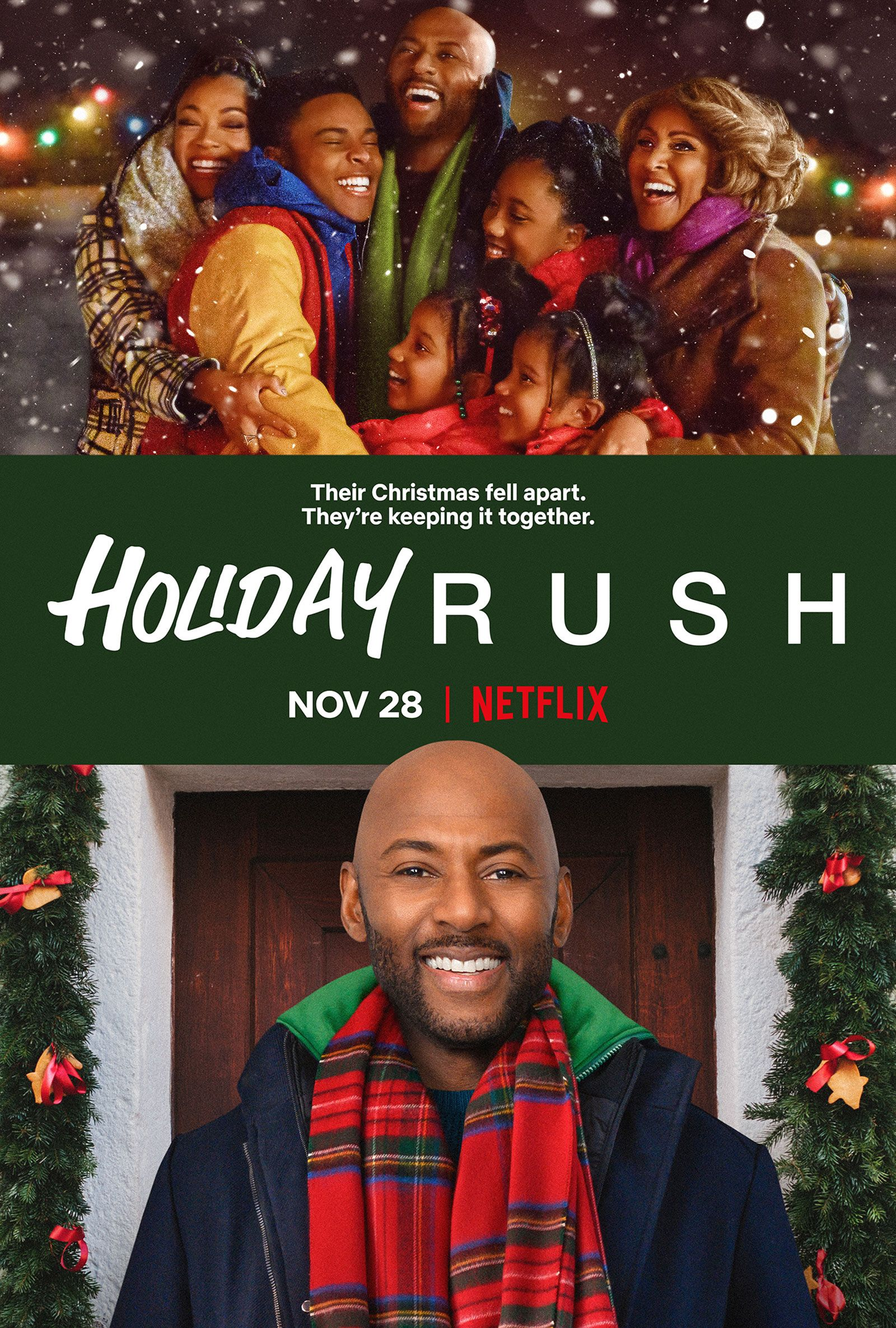 Holiday Rush (2019) [Sub TH]