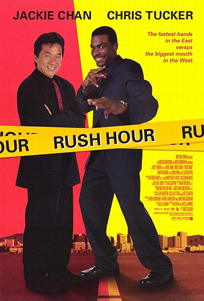 Rush Hour 2(1998) คู่ใหญ่ฟัดเต็มสปีด ภาค 2