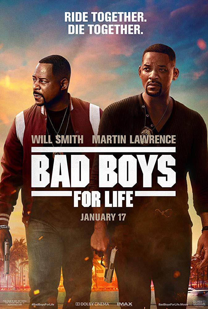 Bad Boys for Life (2020) แบดบอยส์ คู่หูตลอดกาล ขวางทางนรก