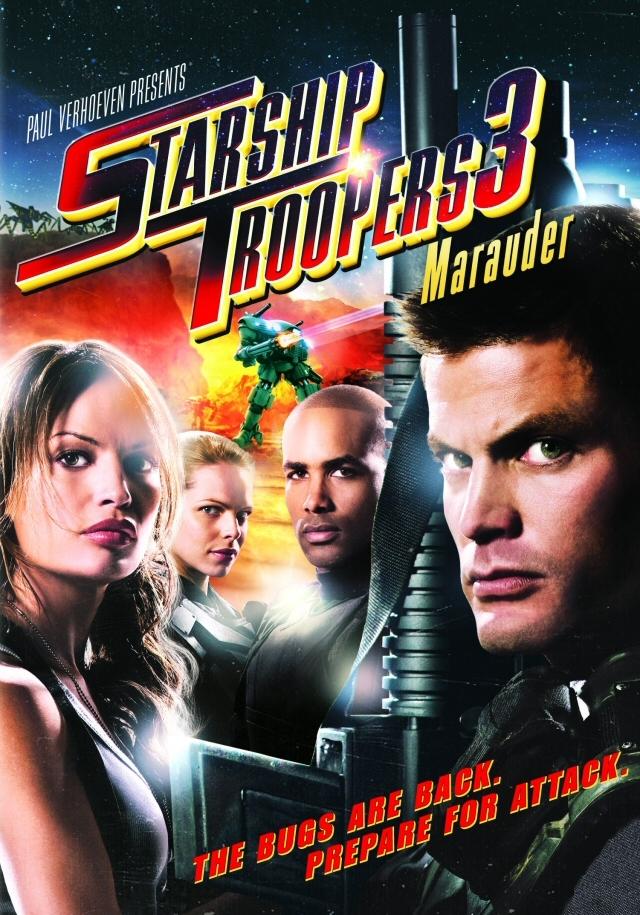 Starship Troopers 3: Marauder (2008) สงครามหมื่นขา ล่าล้างจักรวาล 3