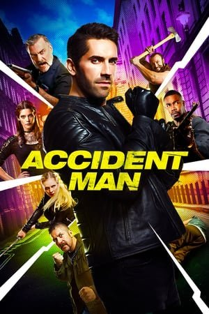 Accident Man (2018) (ซับไทย)
