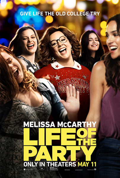 Life Of The Party บรรยายไทย (2018)