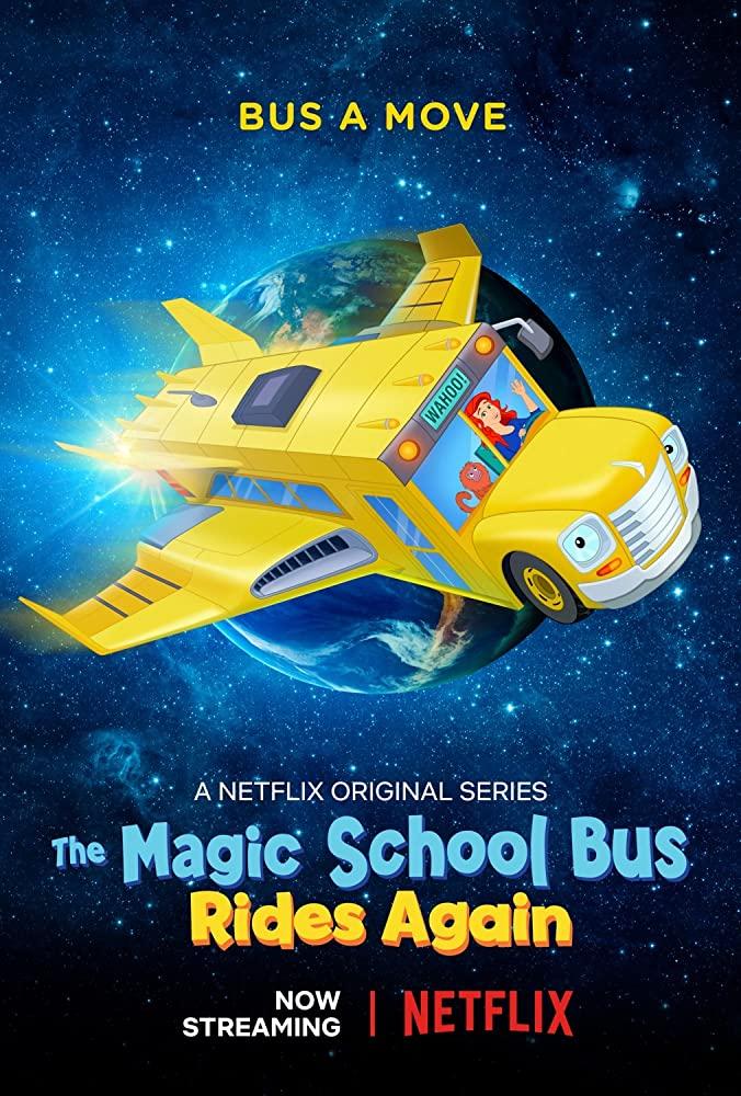 The Magic School Bus Rides Again Kids In Space เมจิกสคูลบัสกับการเดินทางสู่ความสนุกในอวกาศ (2020)