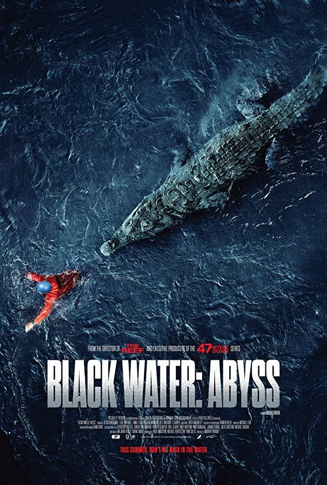 Black Water Abyss กระชากนรก โคตรไอ้เข้ (2020)