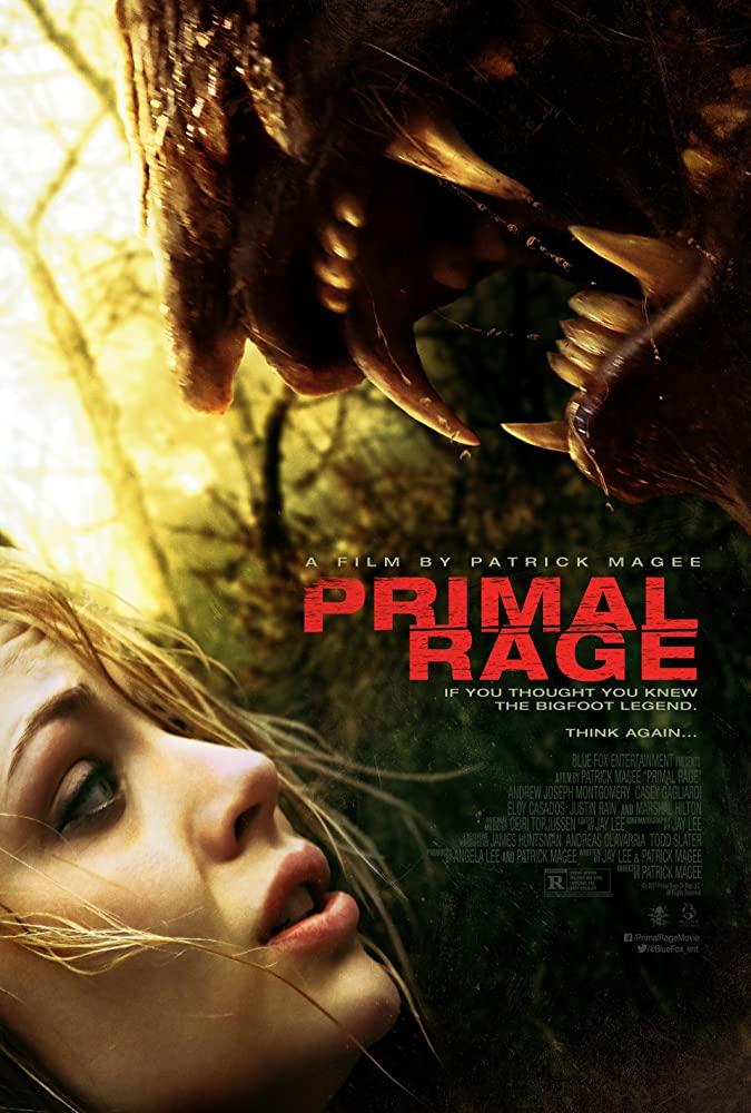 PRIMAL RAGE THE LEGEND OF KONGA (2018) ความโกรธครั้งแรก ตำนาน ของ คอนการ์
