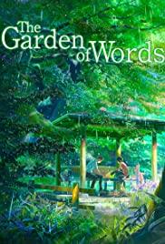 THE GARDEN OF WORDS (2013) ยามสายฝนโปรยปราย