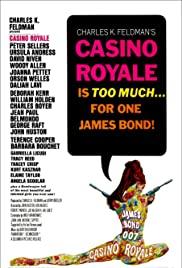 Casino Royale (1967) คาสิโน รัวยาล ทีเด็ดเจมส์บอนด์ 007