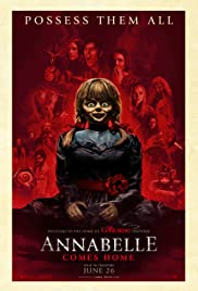 Annabelle Comes Home (2019) แอนนาเบลล์ ตุ๊กตาผีกลับบ้าน 2019
