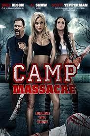 Camp Massacre (2014) แคมป์สยองต้องฆ่า