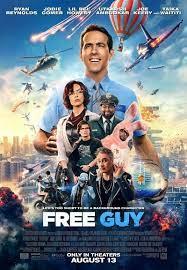 Free Guy (2021) ขอสักทีพี่จะเป็นฮีโร่